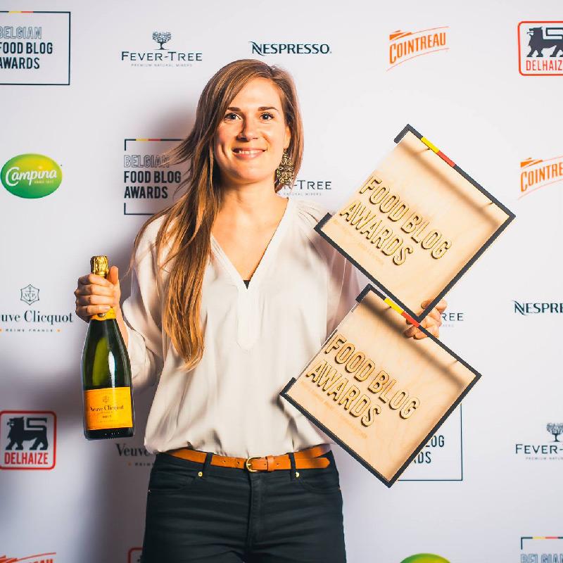 Belgian food blog awards